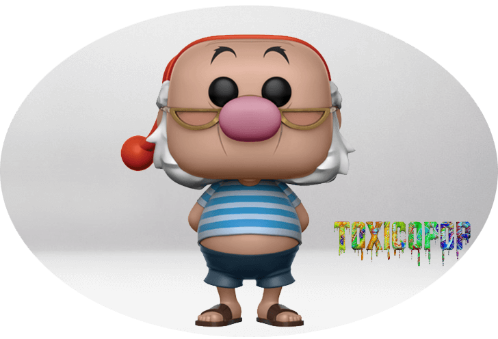 catégorie fausse figurine funko smee real vs fake by toxicoPOP